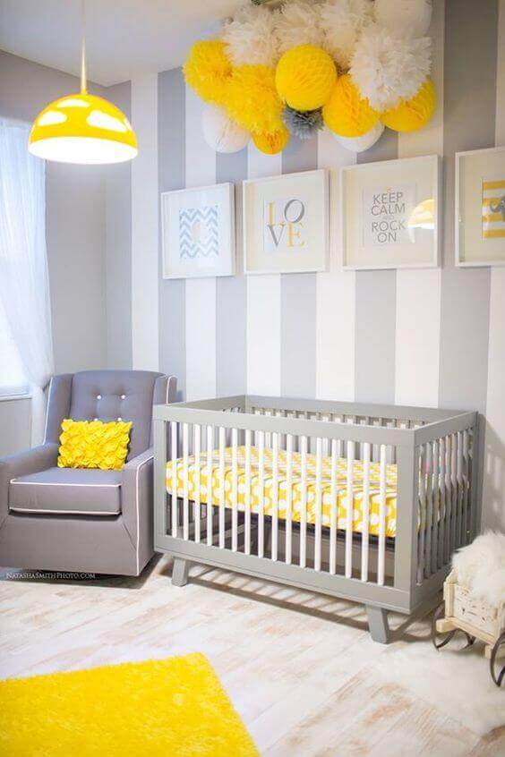 6 Beautiful Girls Nursery Ideas 3