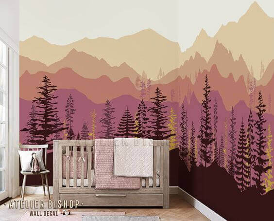 6 Beautiful Girls Nursery Ideas 7