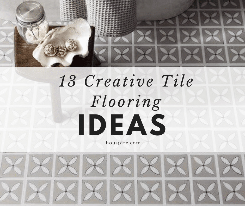 13 Creative Tile Flooring Ideas