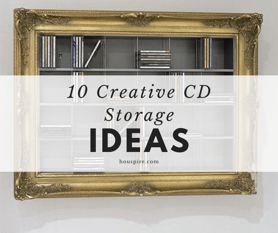 10 Creative CD Storage Ideas 3