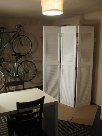 Ideas To Hide Your Basement Furnace 2