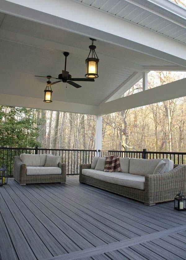 Covered Deck Ceiling Ideas 3