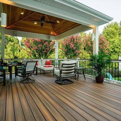 Covered Deck Ceiling Ideas 4