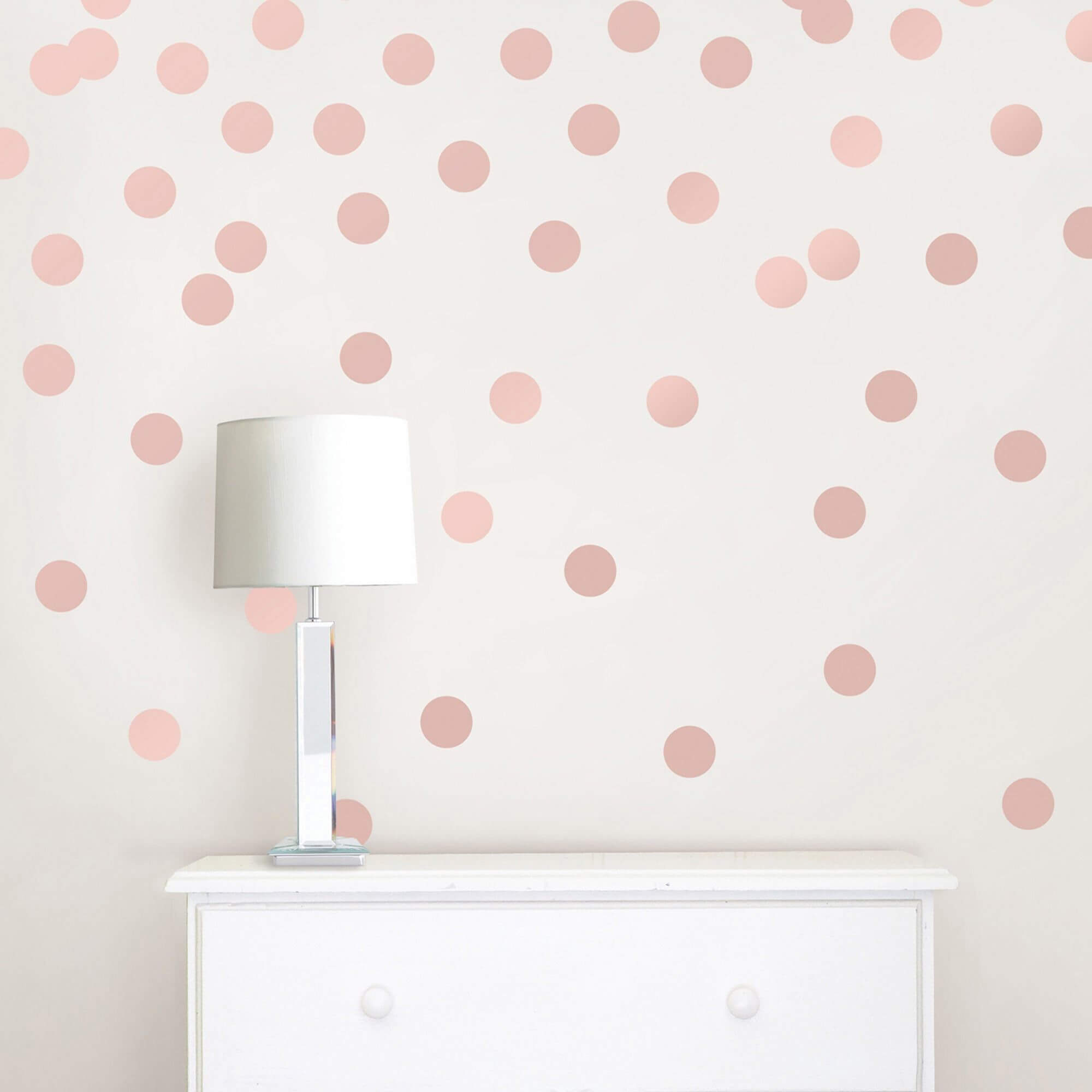 Girls Bedroom Paint Ideas With Polka Dots 4