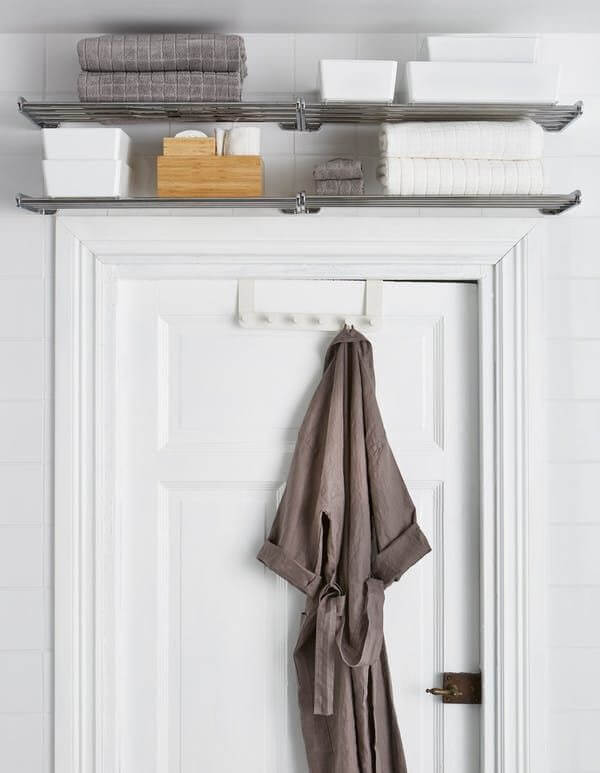 Ideas For Towel Storage In Small Bathrooms 4