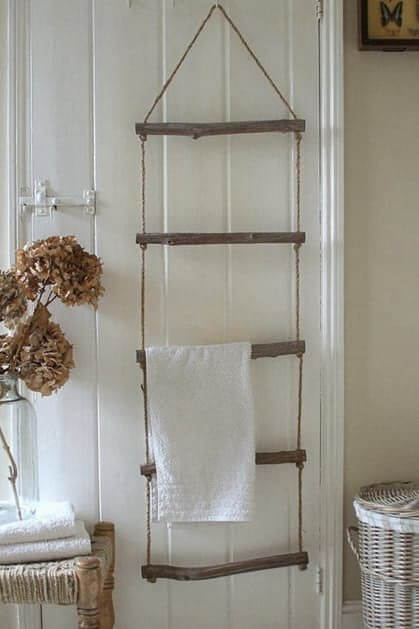 Ideas For Towel Storage In Small Bathrooms 5