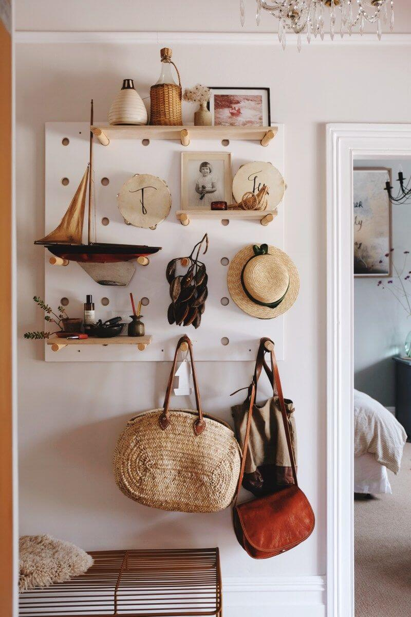 Pegboard Ideas For Bedrooms 2