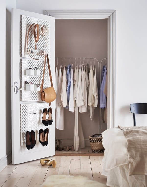 Pegboard Ideas For Bedrooms 4