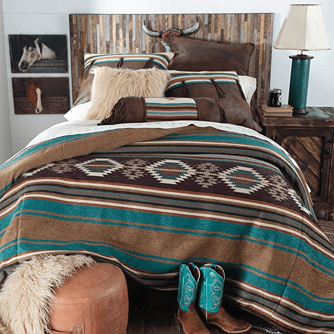 Southwestern Decorating Ideas For The Bedroom 2