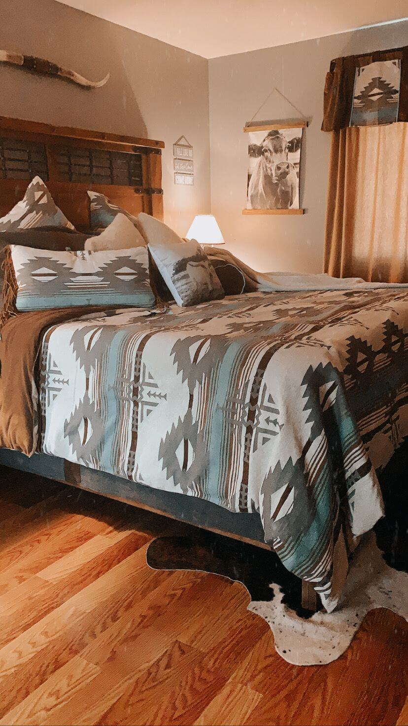 Southwestern Decorating Ideas For The Bedroom 4